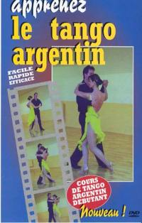 Apprendre tango argentin - dvd