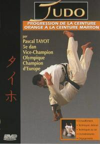 Judo vol.2 - dvd  ceintures orange - marron