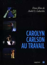 Carolyn carlson au travail - 2 dvd