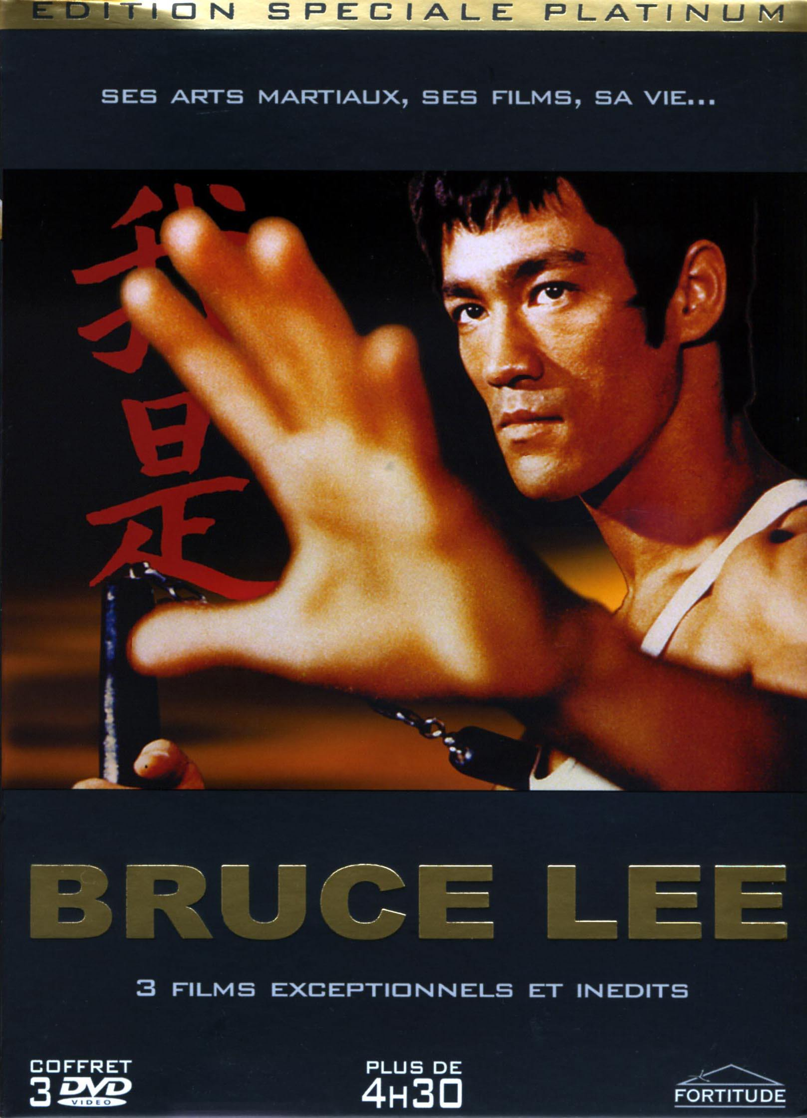Bruce lee documentaire - 3 dvd