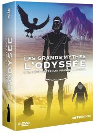 Odyssee (l') - les grands mythes - 2 dvd