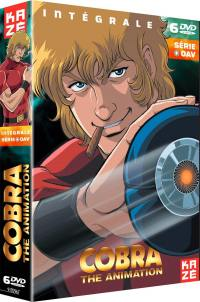 Cobra - the animation - integrale serie + oav - dvd