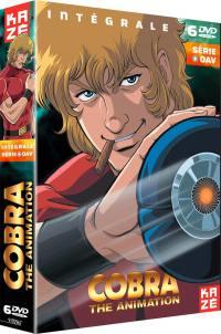 Cobra - the animation - integrale serie + oav - dvd