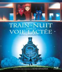 Train de nuit dans la voie lactee - blu-ray