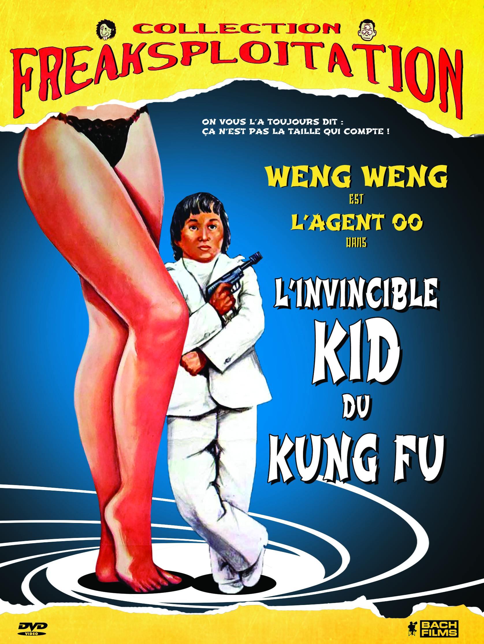 Invincible kid du kung fu (l') - dvd