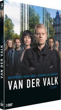Enquetes du commissaire van der valk (les) saison 1 - 2 dvd