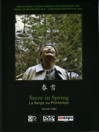 Snow in spring - dvd