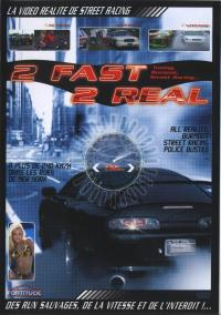 2 fast 2 real - dvd