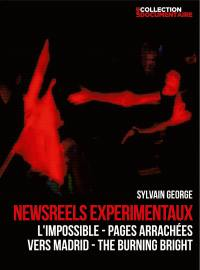 Newsreel experimentaux - dvd