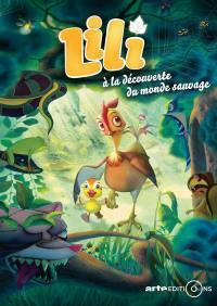 Lili a la decouverte du monde sauvage - dvd