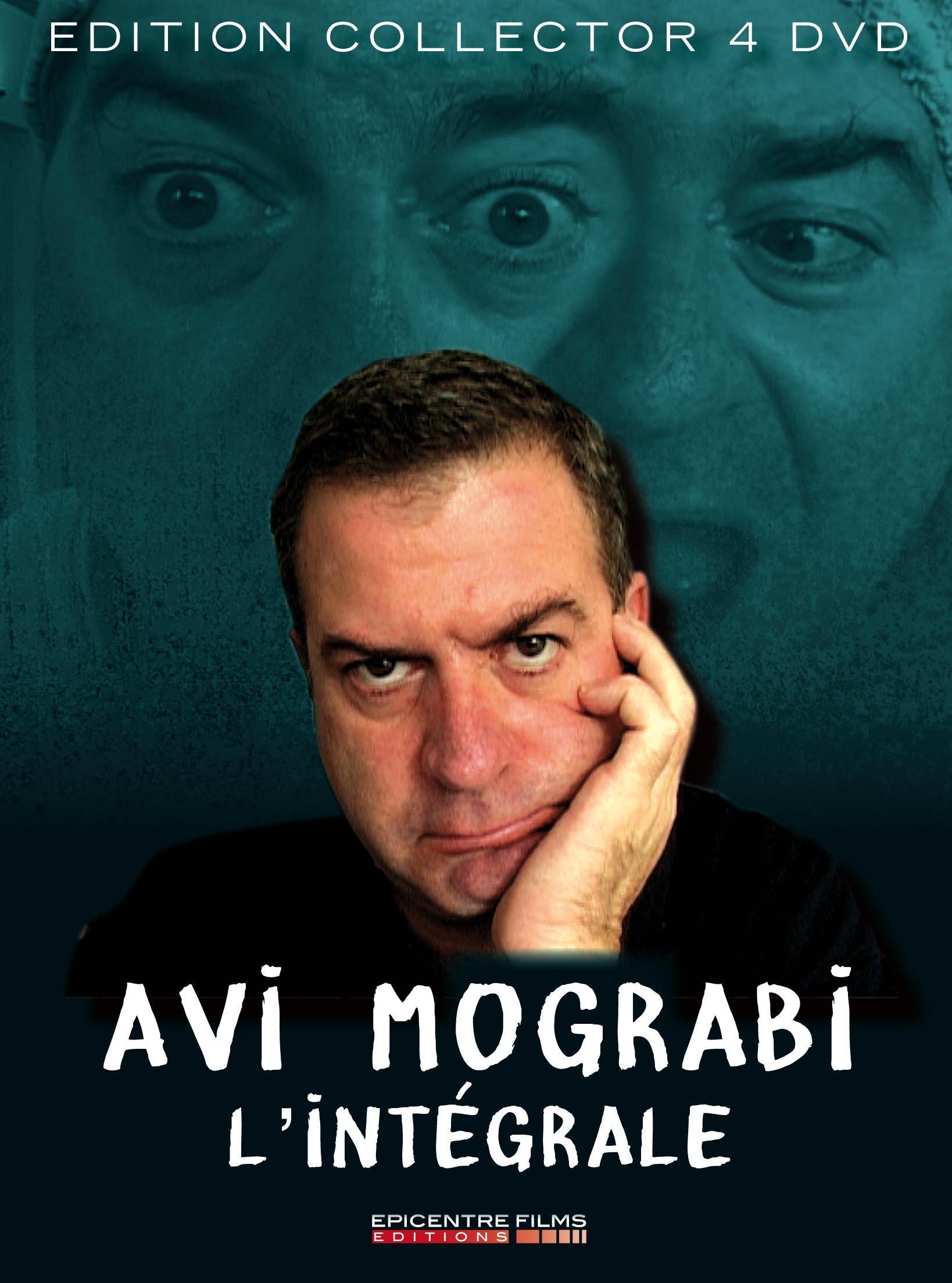 Coffret avi mograbi integrale - 4 dvd