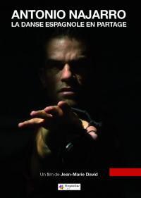 Antonio najarro la danse espagnole en partage - dvd