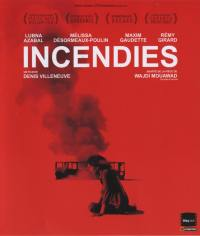 Incendies - blu ray