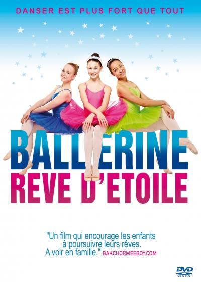 Ballerine, passion danse - dvd