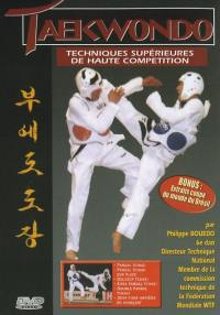 Taekwendo vol.2 - dvd  techniques superieures