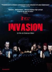 Invasion - hojoom - dvd
