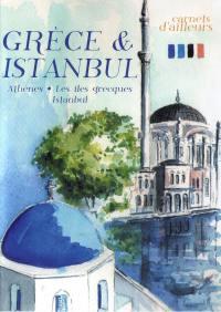 Grece et istanbul - carnet d'ailleurs - dvd