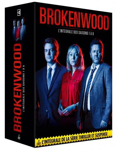 Brokenwood saisons 1 à 6 - 12 dvd