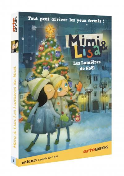 Mimi et lisa - les lumieres de noel - dvd