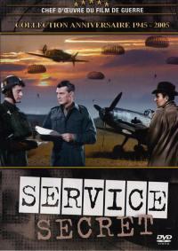 Service secret - dvd