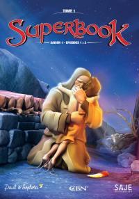Superbook tome 1 - dvd