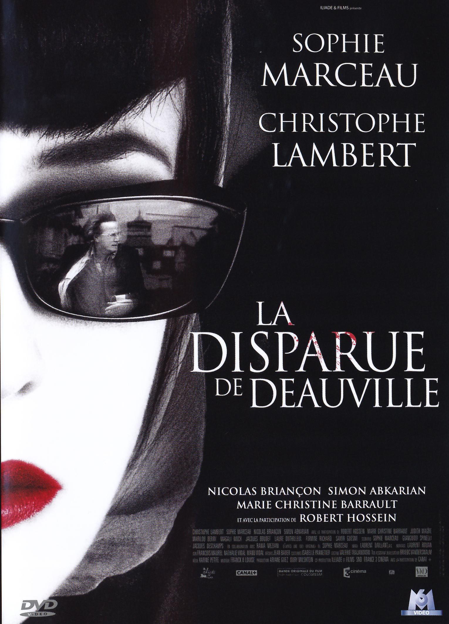Disparue de deauville - dvd