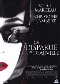 Disparue de deauville - dvd