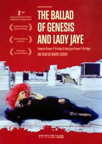 Ballad of genesis and jaye-dvd