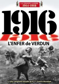 1916 - l'enfer de verdun - dvd