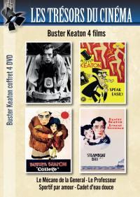 Buster keaton - 4 dvd