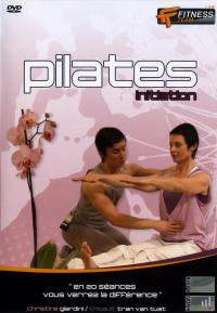 Pilates initiation - dvd  fitness team