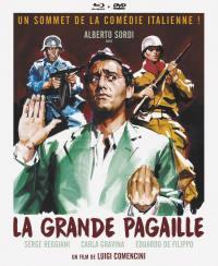 Grande pagaille (la) - combo 2 dvd + blu-ray