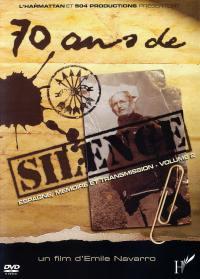 Espagne. 70 ans de silence - dvd