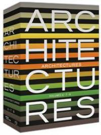 Architectures vol 6-7-8 - 3 dvd