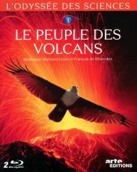 Peuple des volcans - odyssee des sciences v1 - brd
