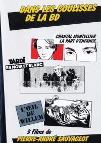 Dans coulisses de la bd - dvd