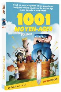 1001 moyen ages vol 1 - dvd