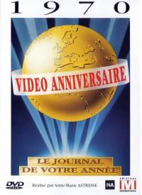 Video anniversaire 1970 - dvd