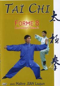 Tai chi 8 - dvd