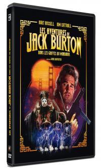 Jack burton - dvd