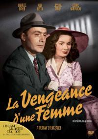 Vengeance d'une femme (la) - dvd