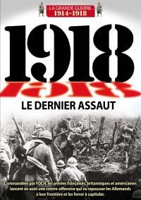 1918 - le dernier assaut - dvd
