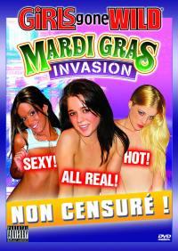 Ggw - mardi gras invasion - dvd