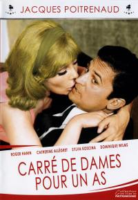 Carre de dames pour un as - dvd