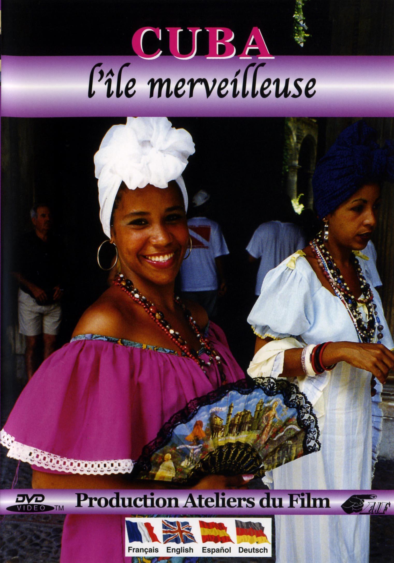 Cuba, ile merveilleuse - dvd