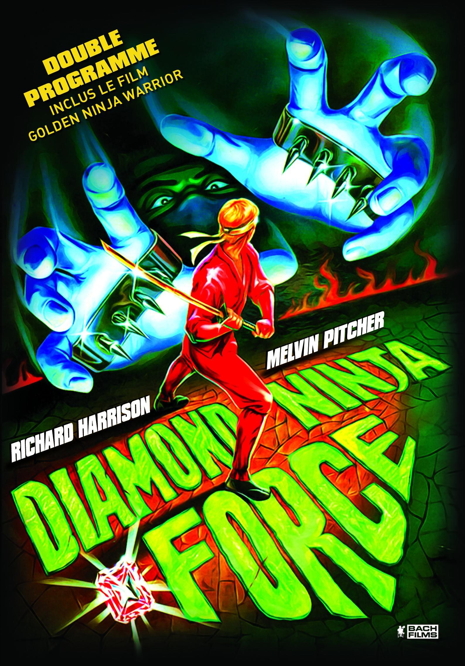 Diamond ninja force - dvd