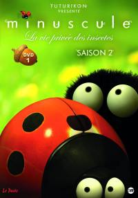 Minuscule saison 2 vol 1 - dvd