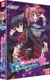 Chunibyo - saison 2 - 3 dvd