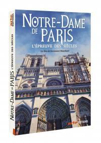 Notre dame de paris - l'epreuve des siecles - dvd