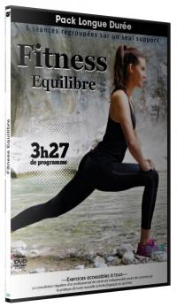 Fitness equilibre - dvd